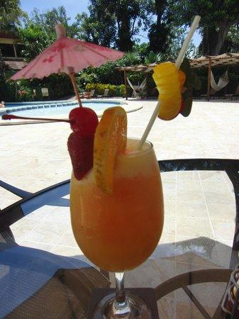 Barcelo San Jose Palacio - Rancho Grill - San Jose Cocktail