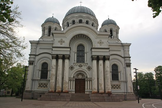 Church of St. Michael the Archangel: Outside of Church