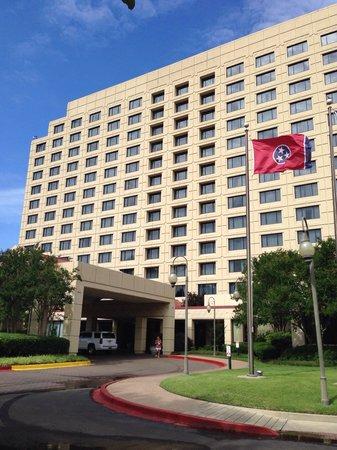 Crowne Plaza Memphis East: Hotel Memphis