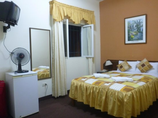 The Place of Miraflores Hostal: Basic Room