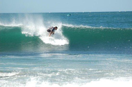 La Barra Surf Camp: Waves for days...
