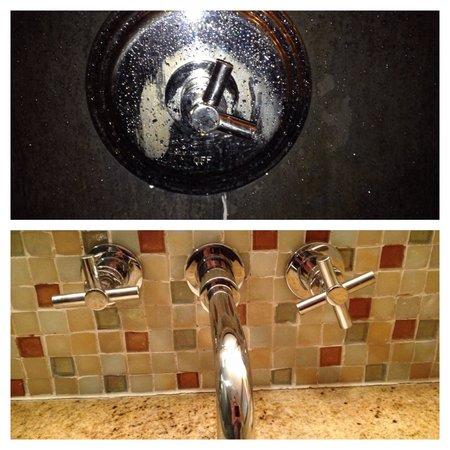 Cheeca Lodge & Spa: Bathroom taps broken!