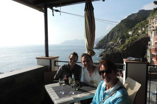 Bar Conchiglia: Happy