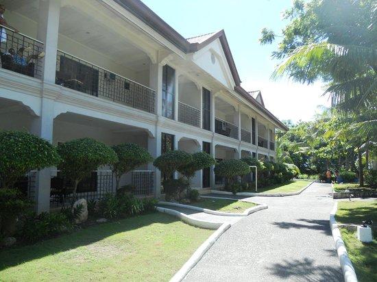 Pacific Cebu Resort: Rooms