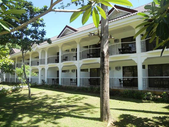 Pacific Cebu Resort: Rooms