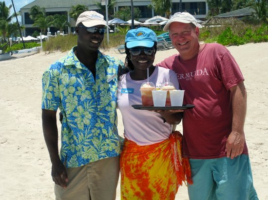 Sands at Grace Bay : Helpful and friendly staff.
