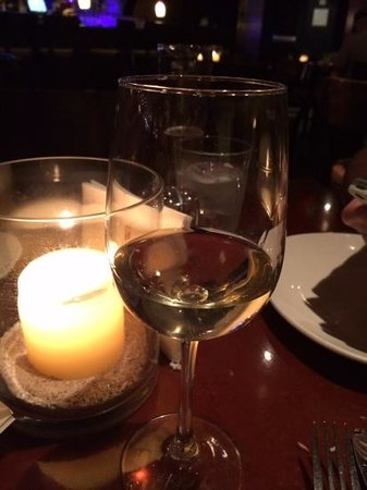 P.F. Chang's: great foor and wine..