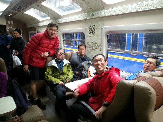 PeruRail - Expedition: Expedition 83 to Ollataytambo