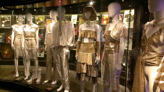 ABBA The Museum: ABBA Clothing of the 70's