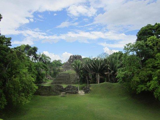 The Trek Stop: Xunantunich - the Mayan Ruins down the street