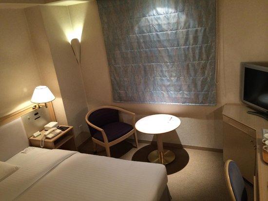The New Hotel Kumamoto : シングルルーム