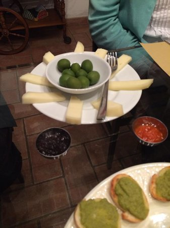 Casale San Bartolomeo : Umbrian Meal