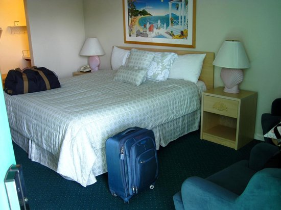 Morro Bay Sandpiper Inn : Room with King bed