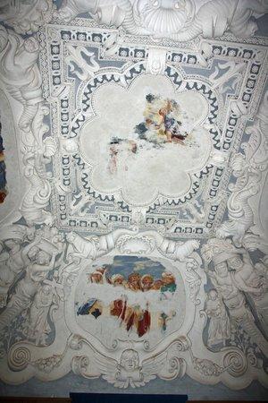 Pazaislis Monastery: Ceiling
