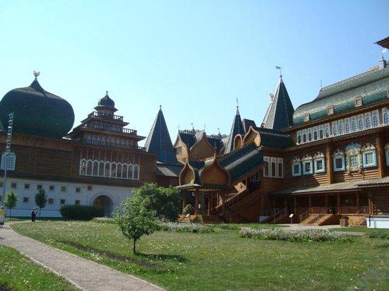 Museo y Reserva de Historia y Arquitectura de Kolomenskoye: Хоромы