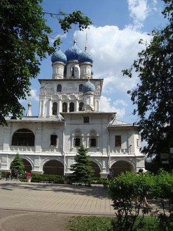 Museo y Reserva de Historia y Arquitectura de Kolomenskoye: Храм