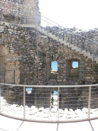 Inside the Bastion