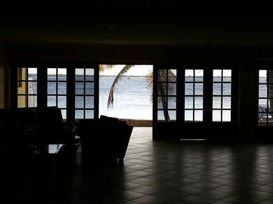 Den Laman Condominium: First floor common room view