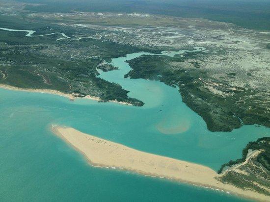 Ramada Eco Beach Resort: Scenic flight