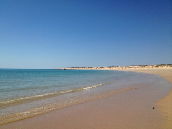 Ramada Resort by Wyndham Eco Beach: Total isolation