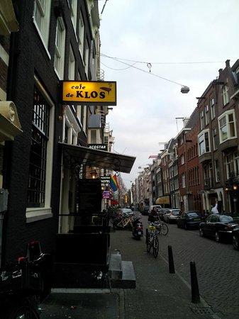 Cafe de Klos : Restaurant