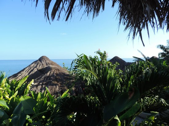 Blue Mahoe Restaurant at The SPA Retreat: From the room