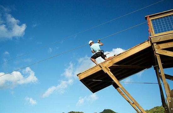 Skyline Hawaii - Poipu Zipline Tours