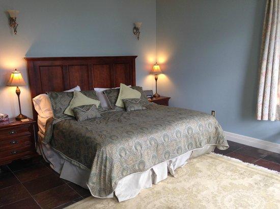 Ste. Anne's Spa: Cynthia Agatha room