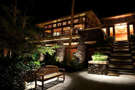 Four Seasons Resort Hualalai: Main Building, reception