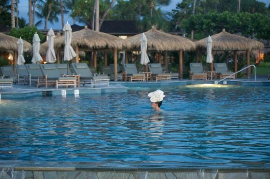Four Seasons Resort Hualalai: Other pool