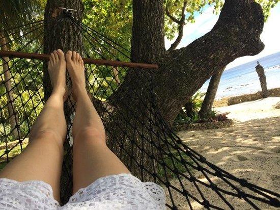 Paradise Cove Resort: relaxing