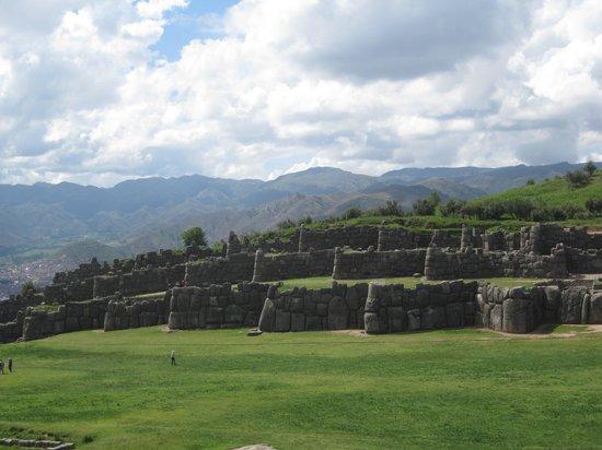 Valle Sagrado de los Incas: Saqsayhuaman