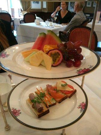 The Langham, Sydney : Gluten free high tea