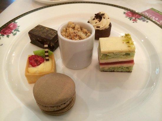 The Langham, Sydney: High tea