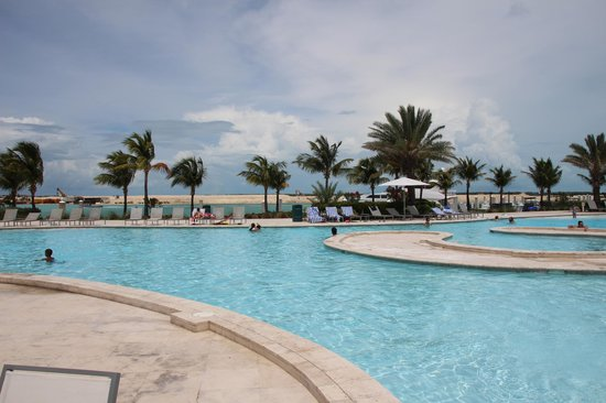 Pools At The Resort Picture Of Resorts World Bimini