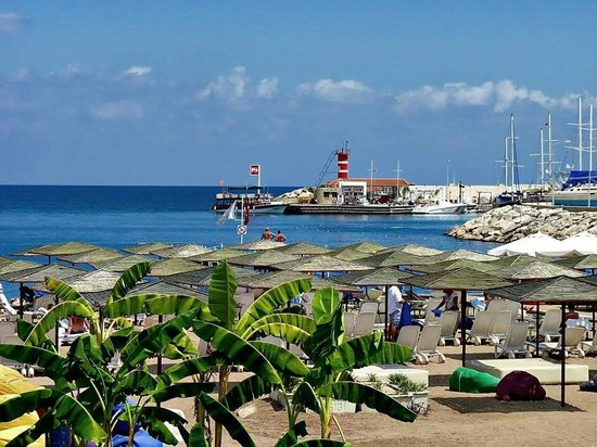 Asdem Park Hotel : пляж