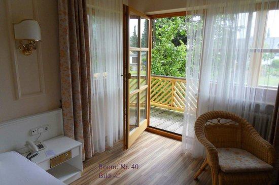 Lindenhof Hotel: Room 40 -C