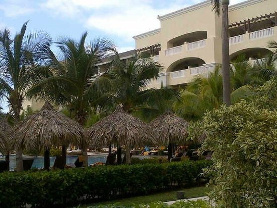 Iberostar Grand Hotel Rose Hall : View from day bed
