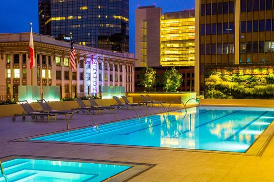 The Westgate Hotel: Rooftop Pool