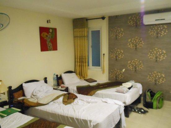 DMZ Hotel : our room