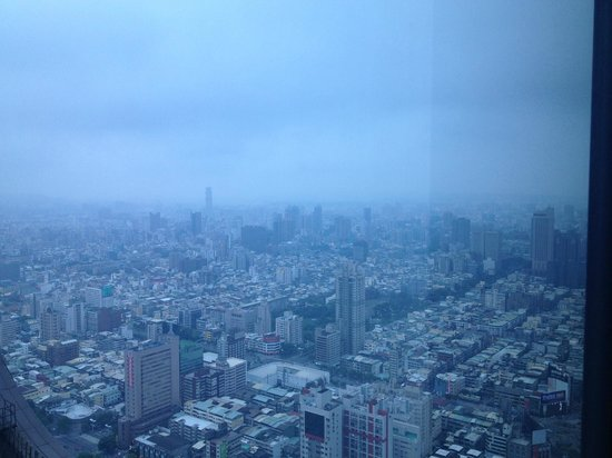 85 Sky Tower Hotel: View