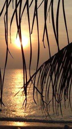 Thien Thanh Resort: закат