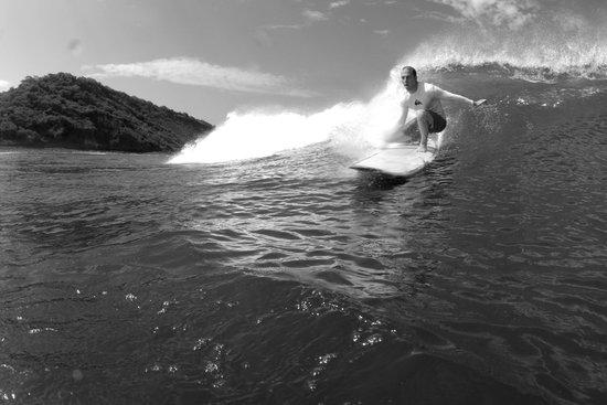 La Barra Surf Camp: Boat trip with La Barra Surf