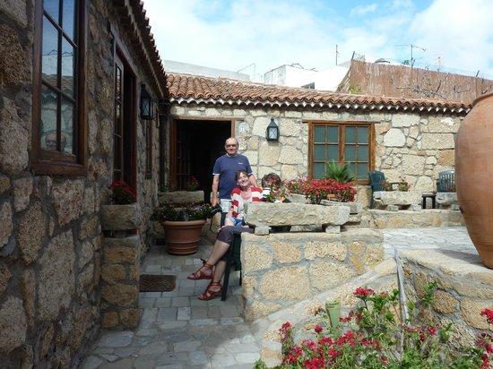 Hotel Rural San Miguel: les bâtiments