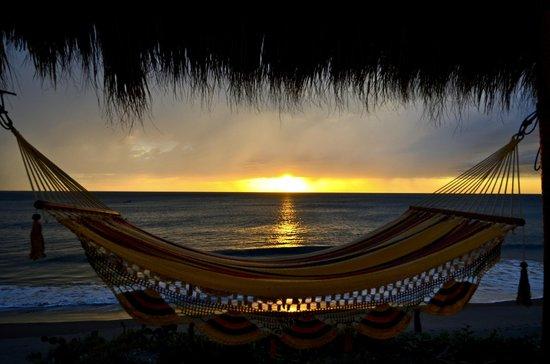 Nicaragua Sunset at La Barra Surf Camp