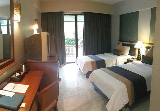 Krabi Resort: My superior room on 21 may 2014 near the pool