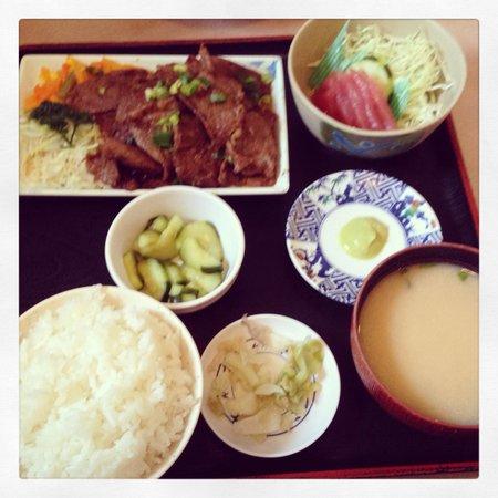 Teshima's : Teishoku