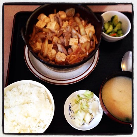 Teshima's : Pork Tofu