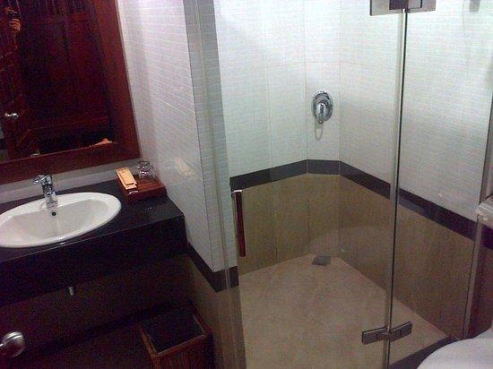 Royal Empire Hotel: Bathroom / Shower