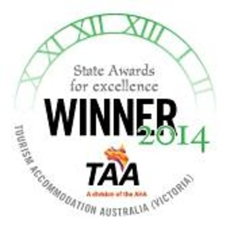 Park Hyatt Melbourne: Deluxe Hotel Accommodation of the Year - 2014